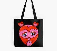 Cat Tote #14 by Shulie1