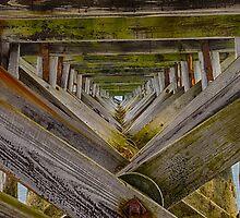 Fort Foster Pier - Kittery - Maine by Steven Ralser