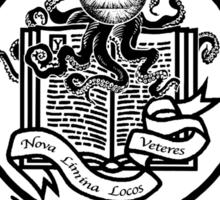 Miskatonic University - Arkham Library Special Collections Sticker