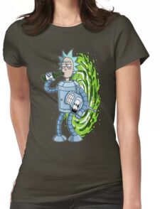 Bender's Secret II Womens Fitted T-Shirt