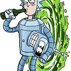 Bender's Secret II by topotopo