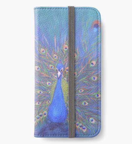 Peacock iPhone Wallet/Case/Skin