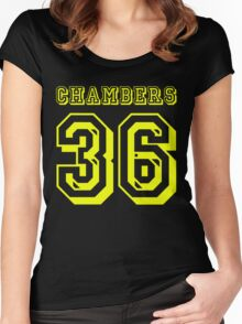 Shaolin Chambers Women's Fitted Scoop T-Shirt
