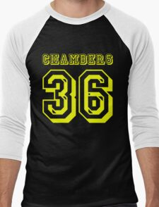 Shaolin Chambers Men's Baseball ¾ T-Shirt