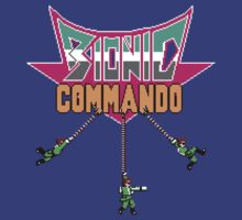 Bionic Commando T-Shirt 2 by DukeJaywalker