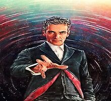 12th Doctor - Doctor Who by caroline33099