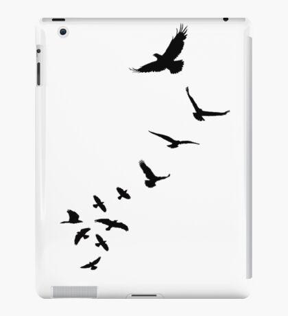 FLYING BIRDS iPad Case/Skin