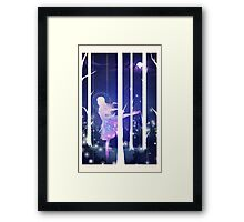 Swan Princess Framed Print