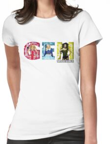 GEM Womens Fitted T-Shirt
