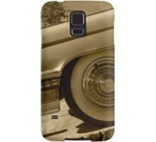 Cadillac Wheel  Samsung Galaxy Case/Skin