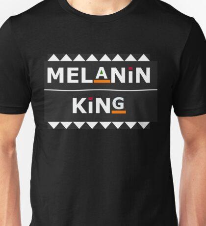 Melanin King Unisex T-Shirt