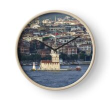 The Maiden's Tower Clock