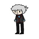 3rd Doctor  by CharlieeJ