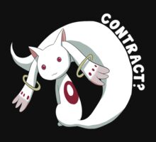 Kyubey- Contract? by PrincessCatanna