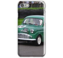 Historic Motor Racing iPhone Case/Skin