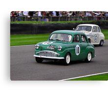 Historic Motor Racing Canvas Print