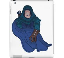 Master Thief Garrett iPad Case/Skin