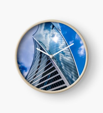 The Evolution Tower Clock
