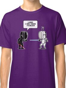 Luke.. I Am Your Fencer Classic T-Shirt