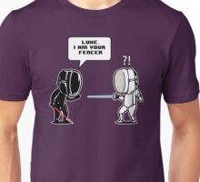 Luke.. I Am Your Fencer Unisex T-Shirt