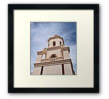 Bell Tower Framed Print