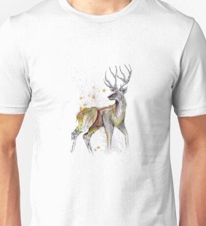 """Autumn Stag"" Unisex T-Shirt"