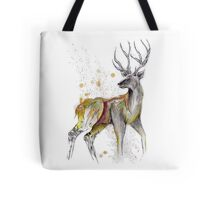 """Autumn Stag"" Tote Bag"