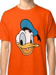 Donald Duck - Cartoon - animasi Classic T-Shirt