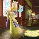 Wu Zetian - Rejected Princesses by jasonporath