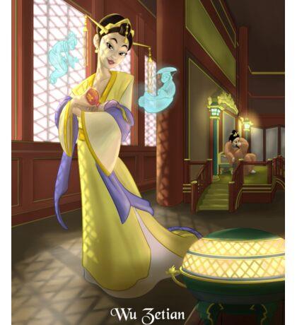 Wu Zetian - Rejected Princesses Sticker