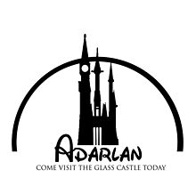Adarlan - Visit the Glass Castle Today! by onlybylaura