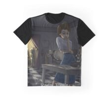 Rosalind Franklin - Rejected Princesses Graphic T-Shirt