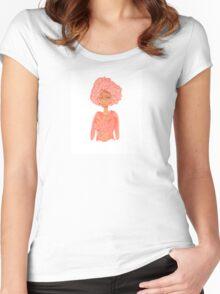 Mushroom Beauty Women's Fitted Scoop T-Shirt