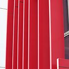 Red Window by Jeanette Varcoe.