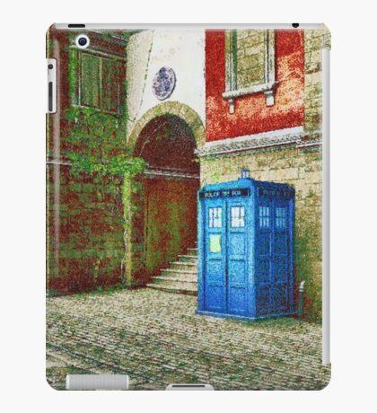 Tardis iPad Case/Skin