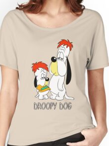 Droopy Dog - Cartoon Women's Relaxed Fit T-Shirt