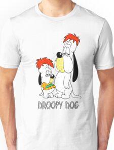 Droopy Dog - Cartoon Unisex T-Shirt