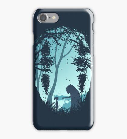 Lonely Spirit iPhone Case/Skin