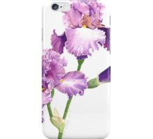 Reaching for the Sky Watercolor iPhone Case/Skin