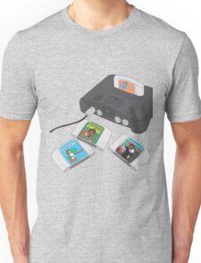 Hypetendo 64 Unisex T-Shirt