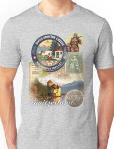 switzerland Unisex T-Shirt