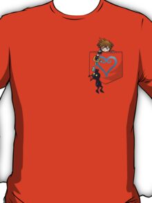 Sora pocket buddy T-Shirt