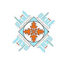 Combo Gulf Logo Photographic Print