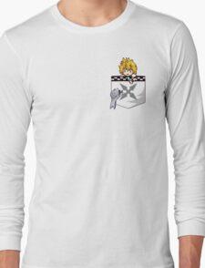 Roxas pocket buddy Long Sleeve T-Shirt