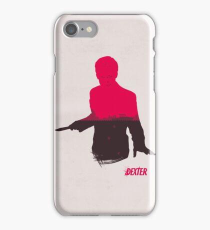 The Dark Passenger iPhone Case/Skin