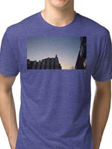 Afternoon Sky Tri-blend T-Shirt