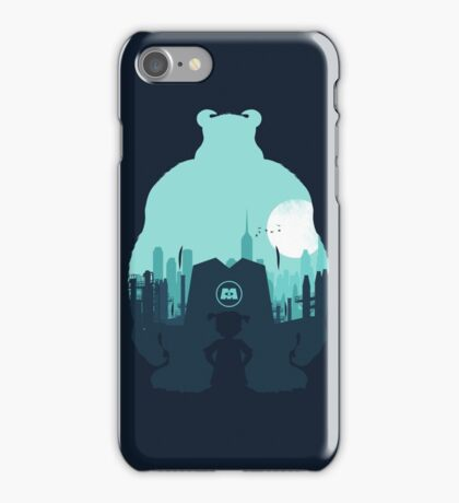 Welcome To Monsters, Inc. iPhone Case/Skin
