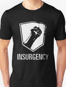 Insurgency Logo (Black) Unisex T-Shirt