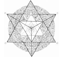 "Tetrahedron ""the old empire"" by Rachel-Pace Berry"