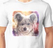 Finn the Rescue Dog Unisex T-Shirt